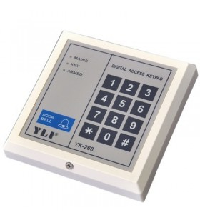 Кодовая клавиатура YK-168