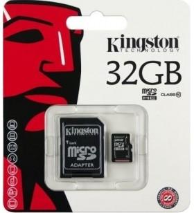 KINGSTON MICROSD 32 GB...