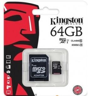 KINGSTON MICROSD 64 GB...